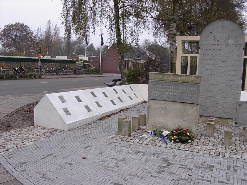 Monument Joodse inwoners – Veendam
