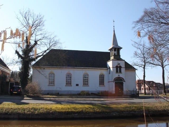 Evangelisch Lutherse Kerk – Wildervank