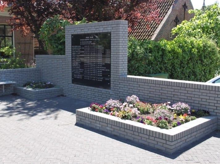 Monument Aduard WOII